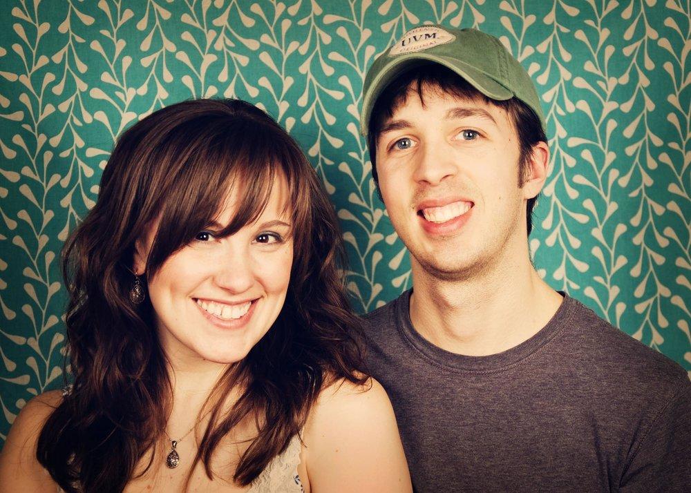 Courtney & James      Nylen