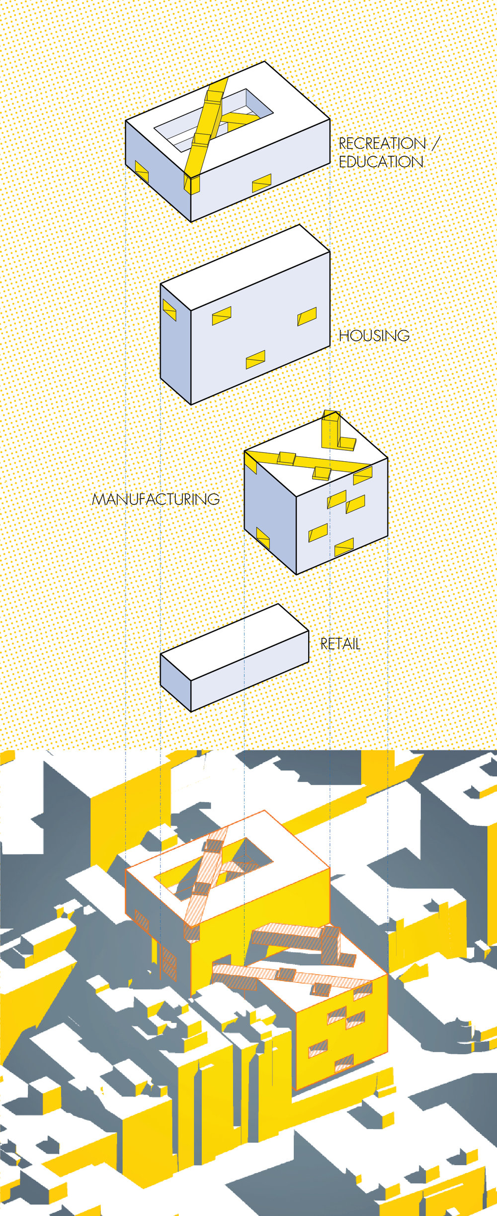 CONTEXTUAL MASSING BLOCKS