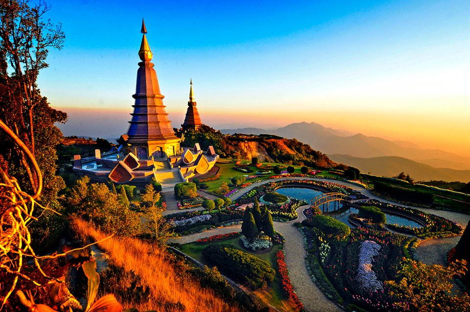 Asia Month 3 and/or 4:Chiang Mai, Thailand - November 28 - December 28, 2017December 28 - January 26,    2017
