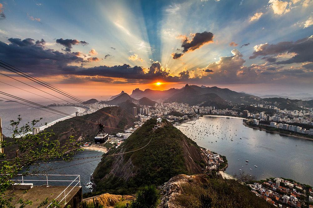 Rio de Janeiro, Brazil - March 31, 2018 -April 28, 2018