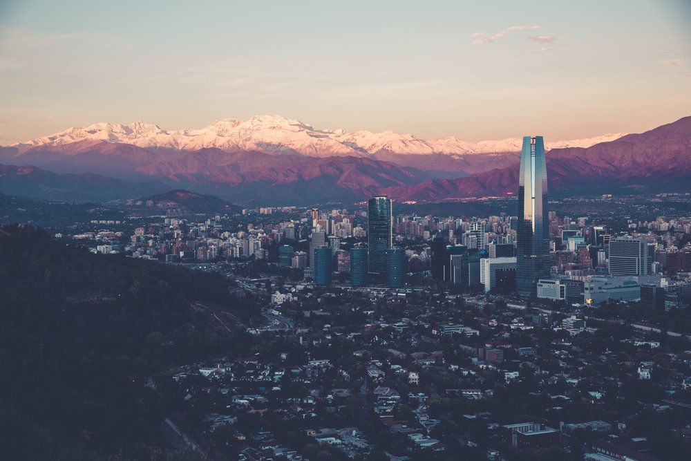 Santiago, Chile - February 1st, 2018 - March 1, 2018