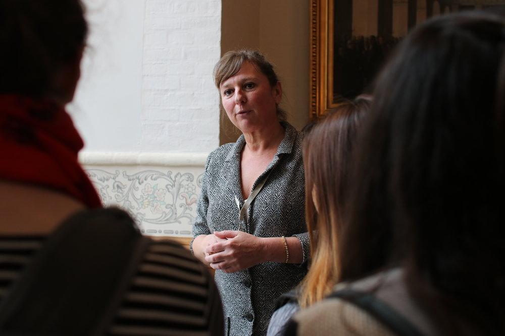 FA16_Cultural Diversity and Integration CCW_Copenhagen_Meeting Parliament Members_Ashley Miller_02.JPG