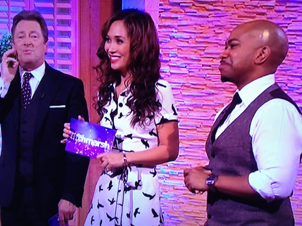 Chris Foster on the Alan Titchmarsh Show