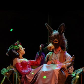 """A Midsummer Night's Dream"" at Colorado Shakespeare Festival, 2007"