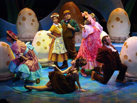 """Honk!"" at First Stage Children's Theatre, 2005"