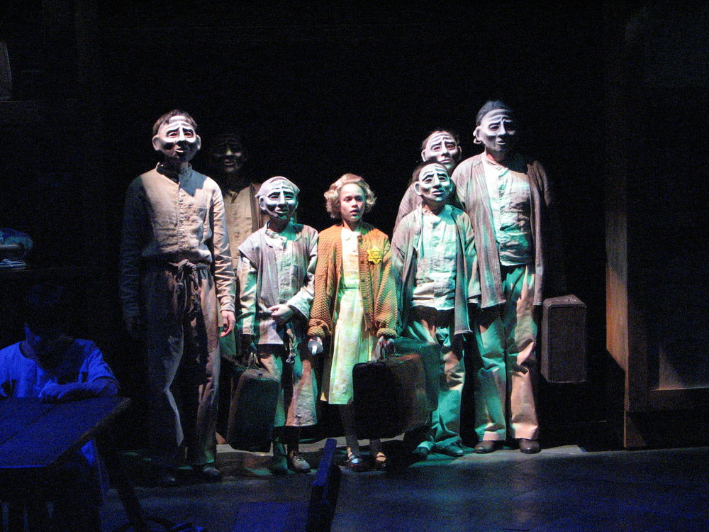 """Hana's Suitcase"" at First Stage Children's Theatre, 2007"