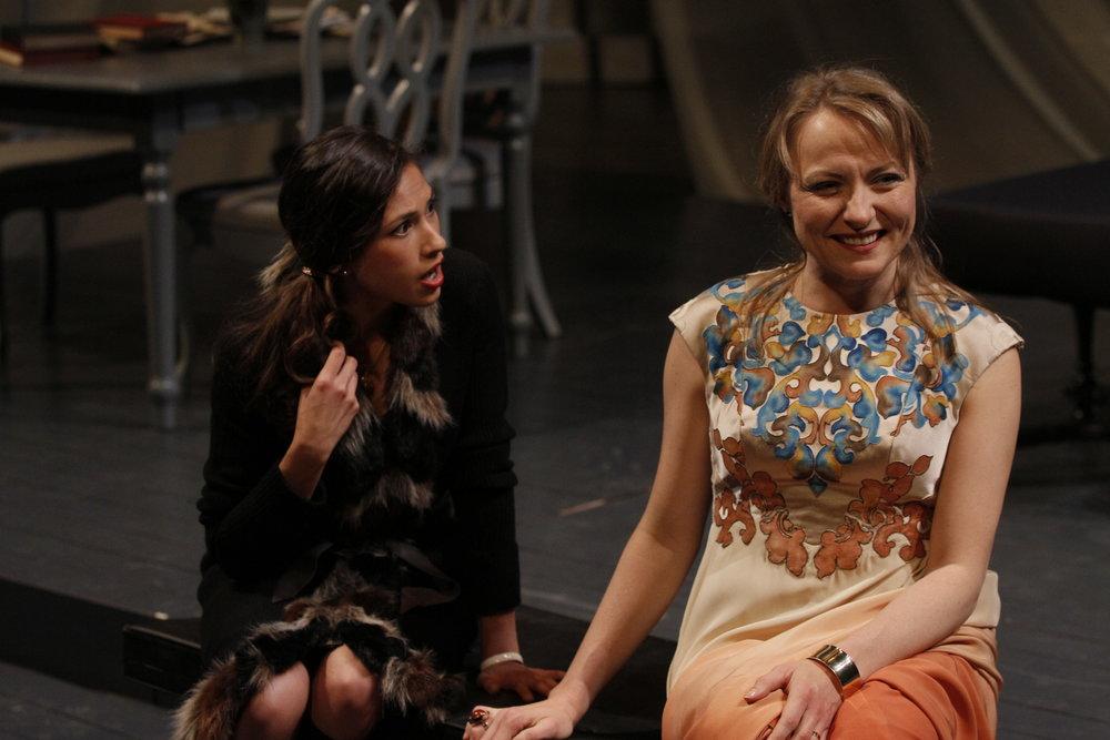 """Hedda Gabler"" at Intiman Theatre, 2012"