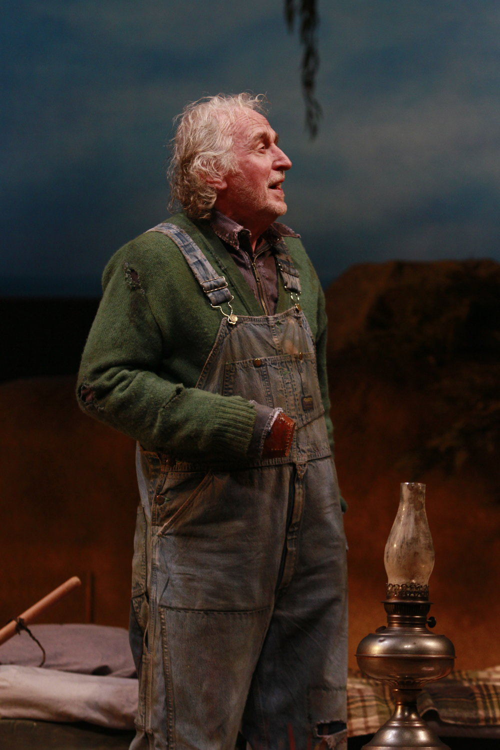 """Of Mice and Men"" at Seattle Repertory Theatre, 2011"