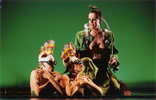 """Haroun and the Sea of Stories"" at Berkeley Repertory Theatre, 2002"