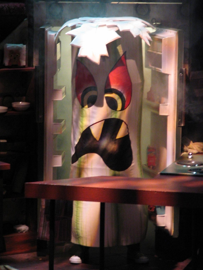"""Bunnicula"" at First Stage Children's Theatre, 2006"