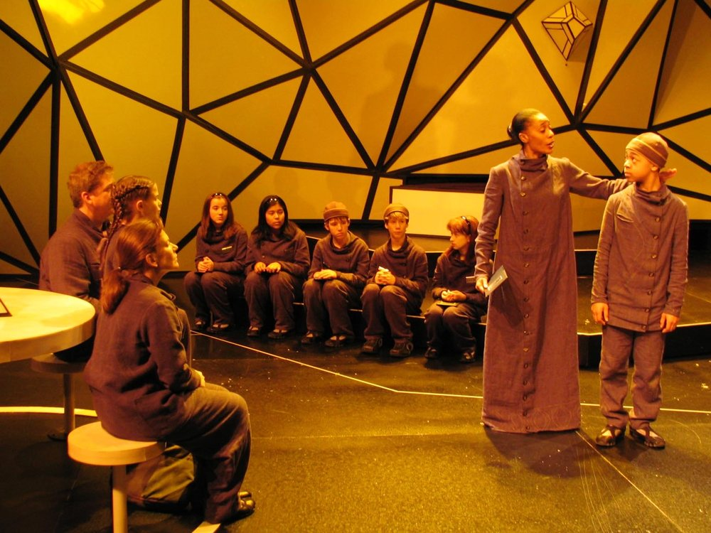 """The Giver"" at First Stage Children's Theatre, 2007"