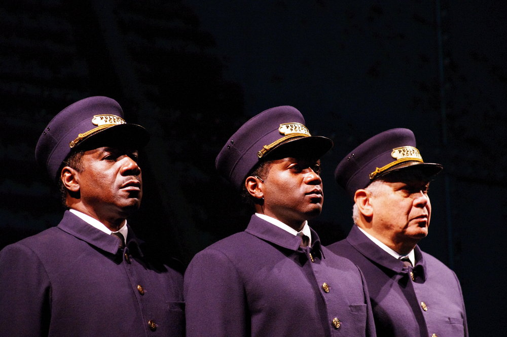 """Pullman Porter Blues"" at Seattle Repertory Theatre, 2012"