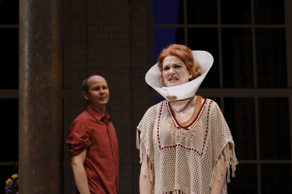 """Sylvia"" at Seattle Repertory Theatre, 2011"