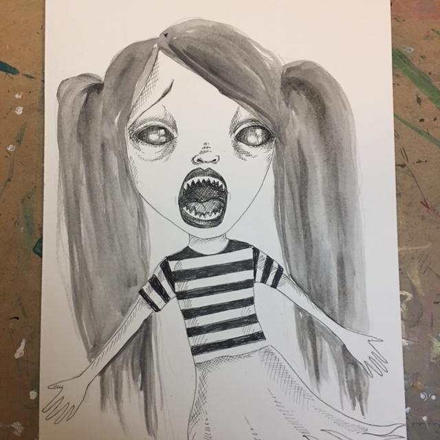 Singing Ghoul