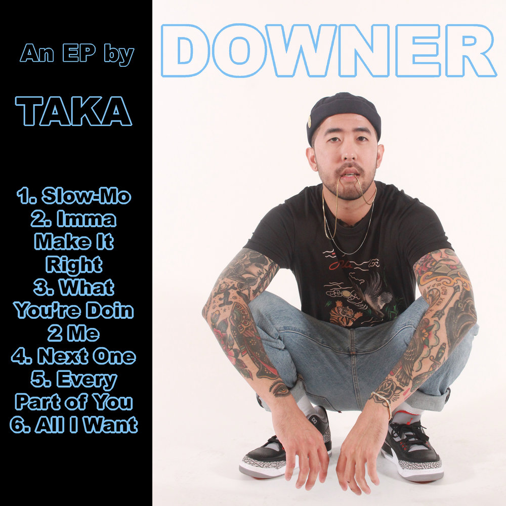 "Taka    ""Downer EP"" cover version 1"