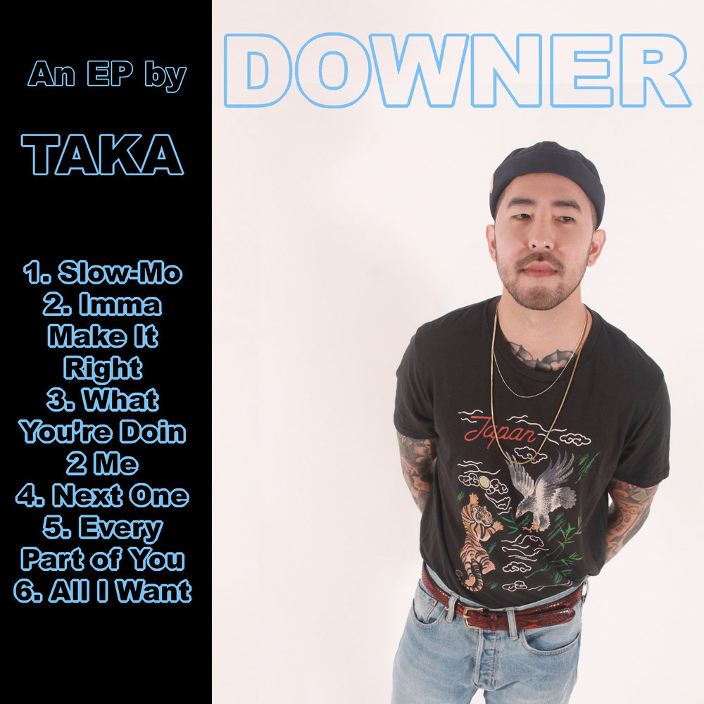 "Taka ""Downer EP"" cover version 2"