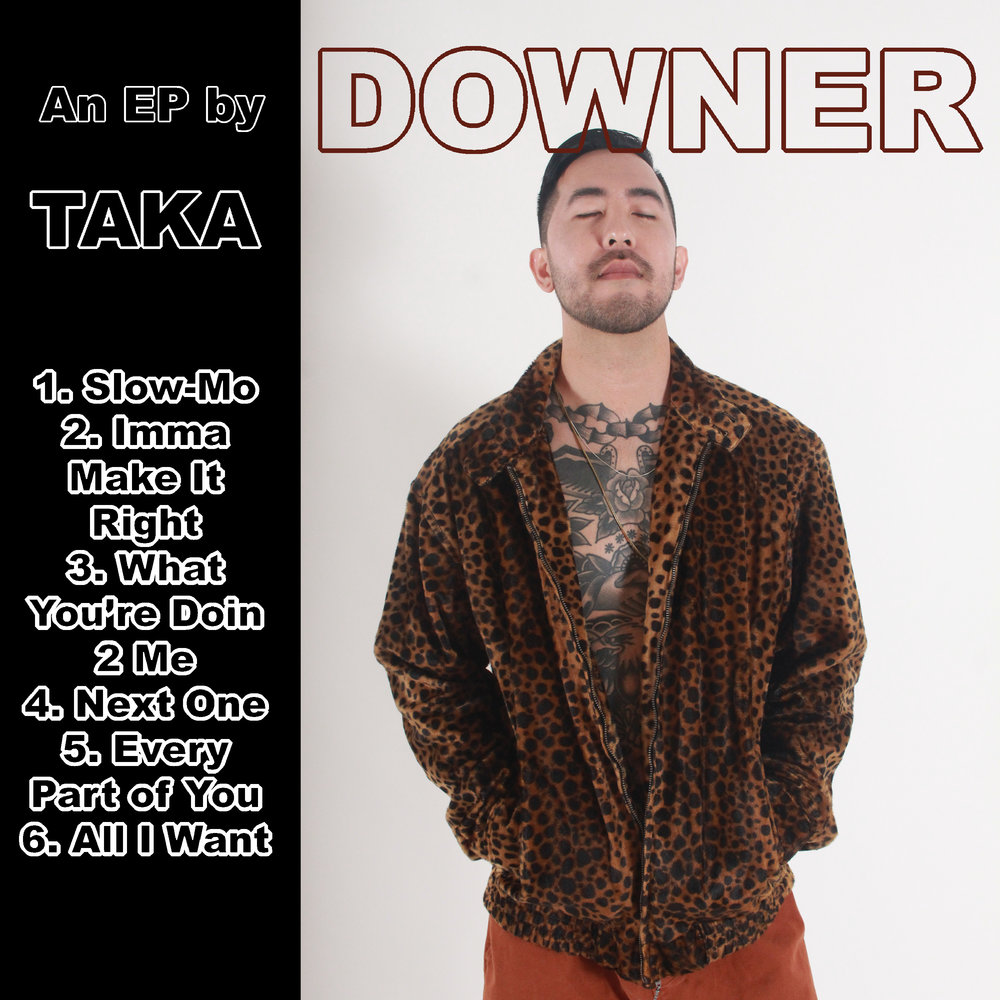 "Taka ""Downer EP"" cover version 3"
