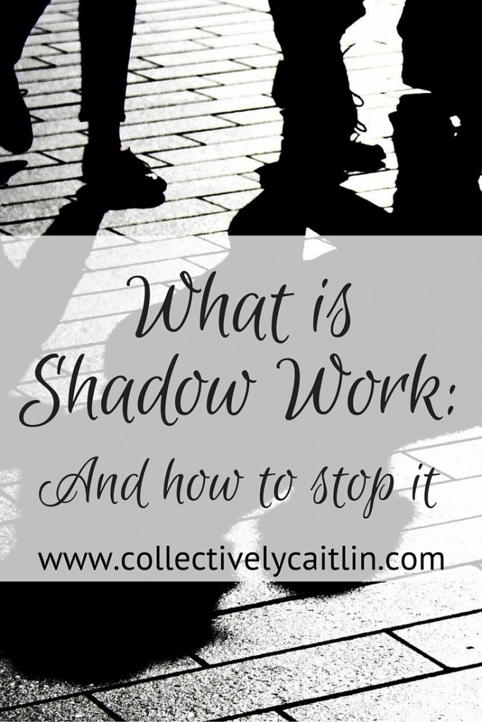 What is Shadow Work and How To Stop It (guest post): Collectively Caitlin www.collectivelycaitlin.com
