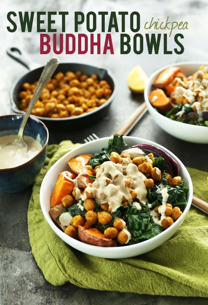 30-minute-CHICKPEA-Sweet-Potato-BUDDHA-Bowls-A-complete-meal-packed-with-protein-fiber-and-healthy-fats-with-a-STELLAR-Tahini-Lemon-Maple-Sauce-vegan-glutenfree-healthy-minimalistbaker