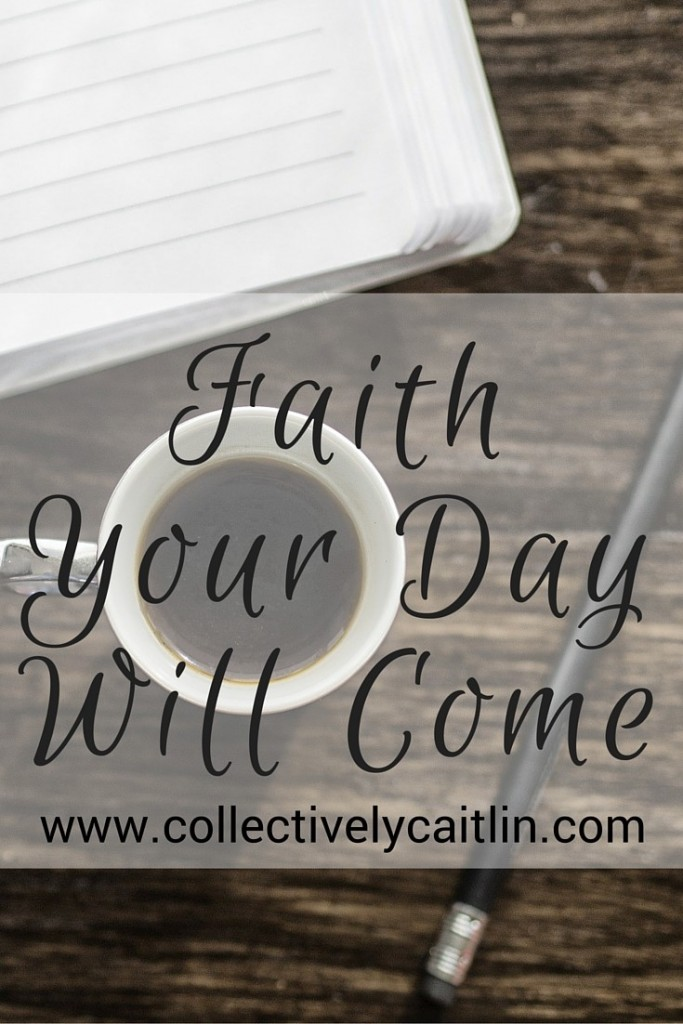 Your Day Will Come: Takeover Tuesday Collectively Caitlin