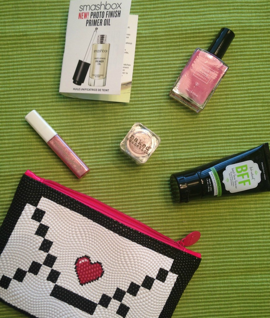 February Ipsy Review: Collectively Caitlin www.collectivelycaitlin.com