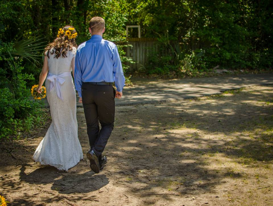 Why I Bought My Wedding Dress From ModCloth: Collectively Caitlin www.collectivelycaitlin.com