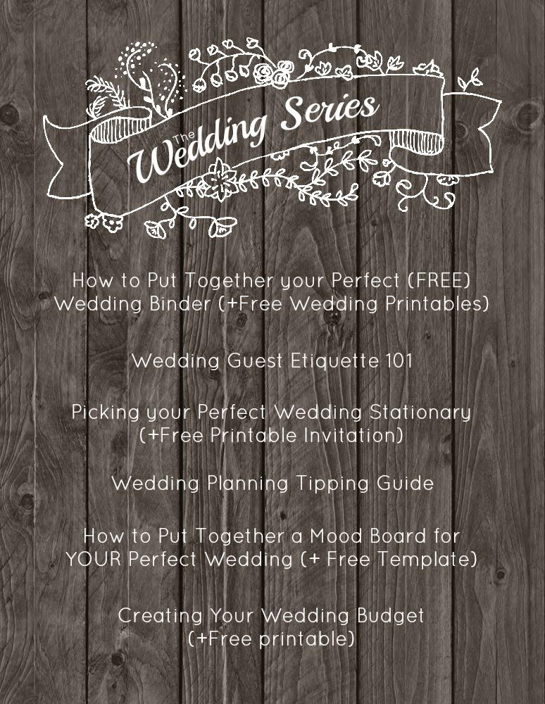 Wedding Series Wedding Budget Collectively Caitlin and Happily Ever After Etc
