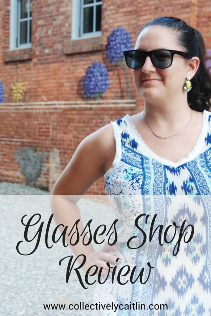Glasses Shop Review Collectively Caitlin