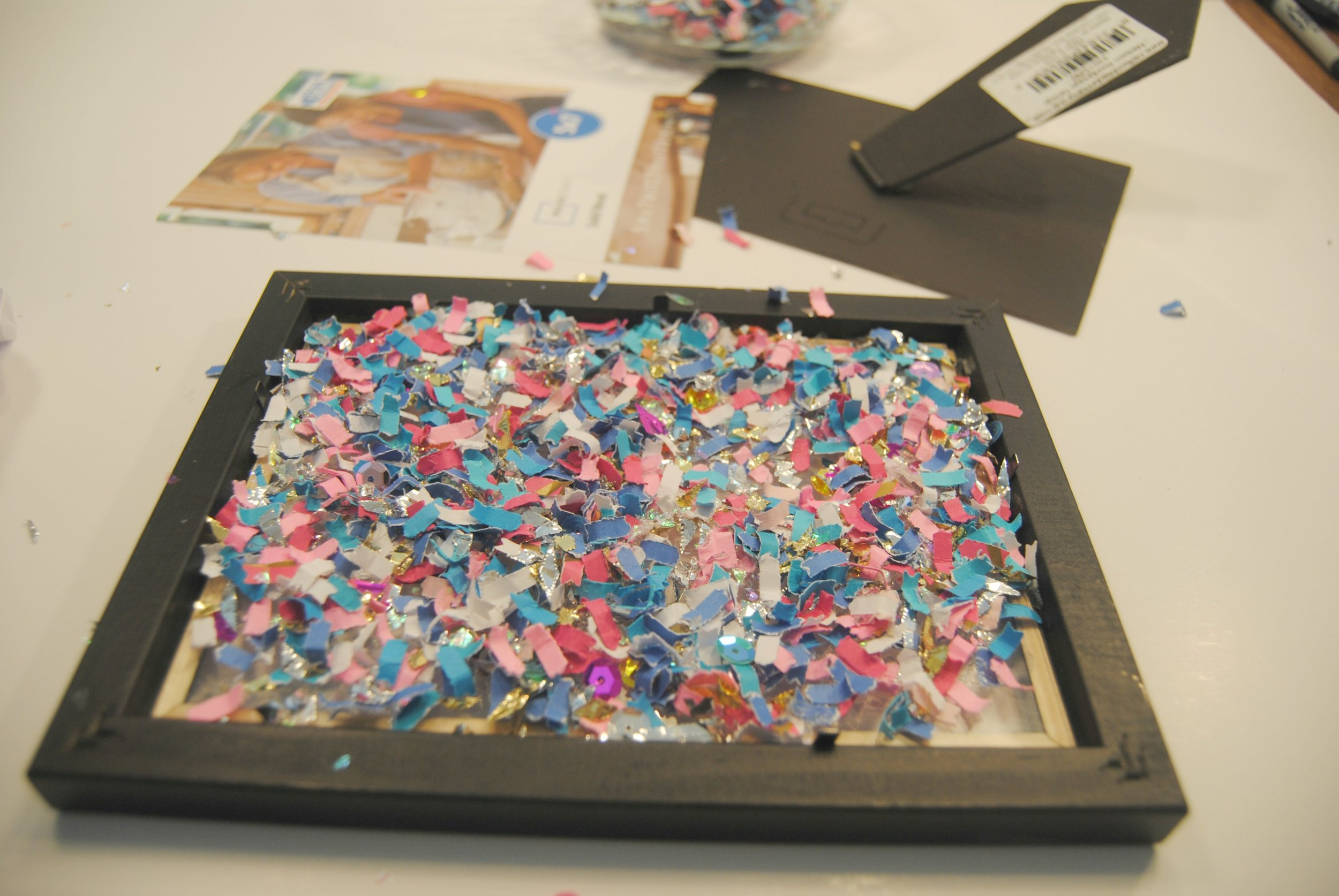 More Confetti In Your Life: The Confetti Bar Collectively Caitlin