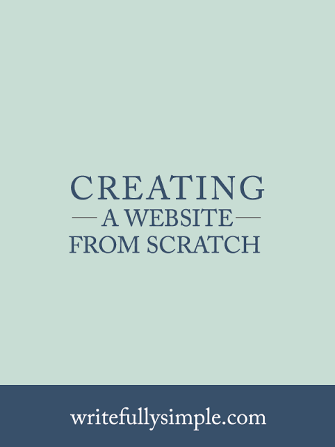 Creating A Website From Scratch: Collectively Caitlin Tuesday's Together