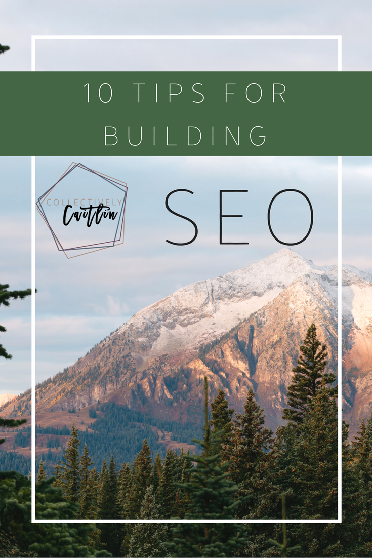 10 Tips For Building SEO - Guest Post - Productivity Coach For Creative Entrepreneurs - Business Coach