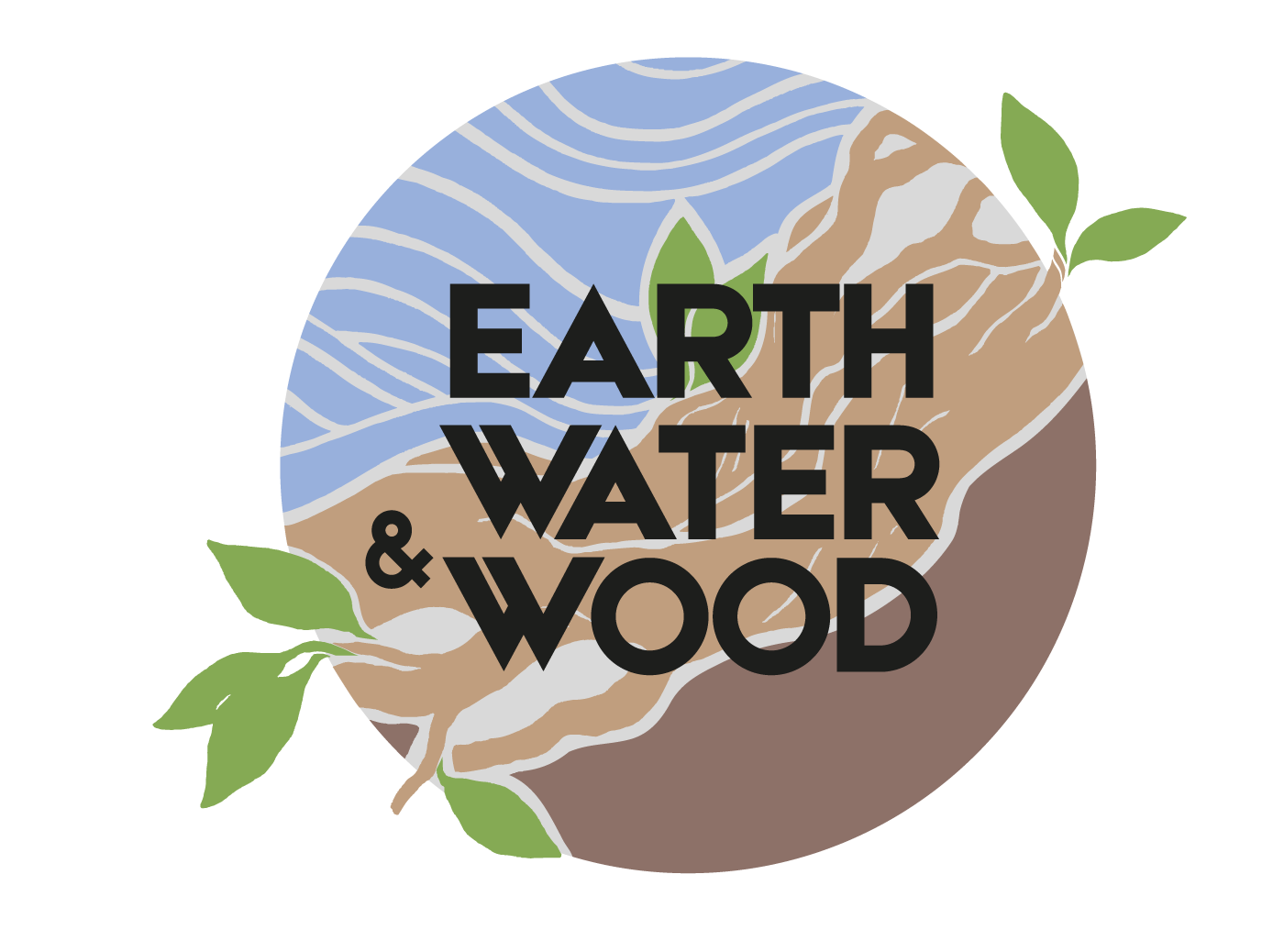 Earth water wood