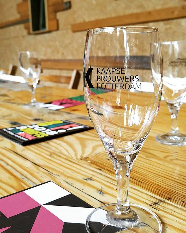 Vandaag op het menu : 4x @kaapsebrouwers bieren! . . #bierproeverij #kaapsebrouwers #zaakachtrotterdam #zaakacht #fenixfoodfactory #personeelsuitje #bierproeverijrotterdam #bierrotterdam