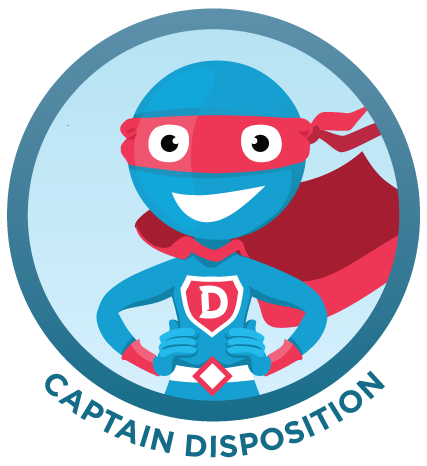 Captain Disposition