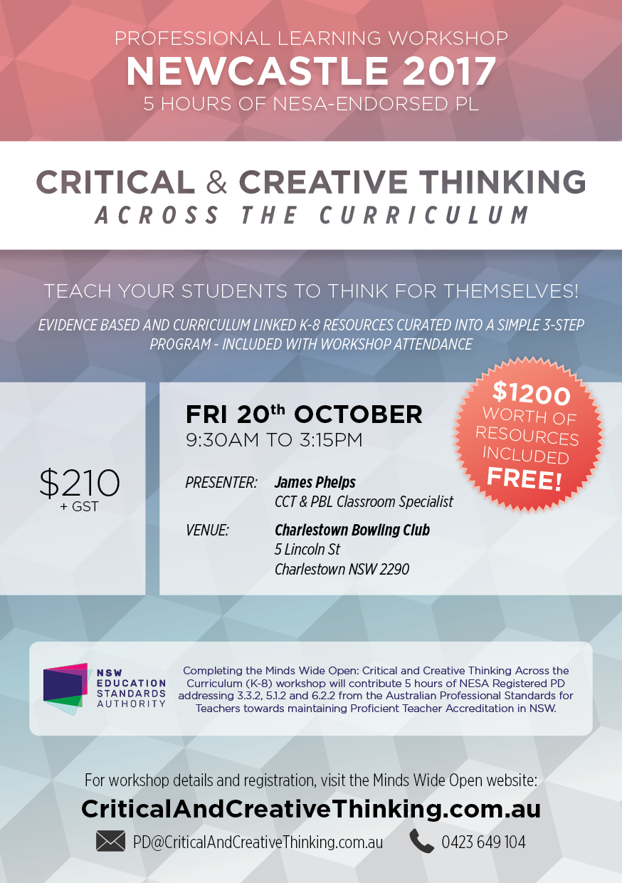 CCT Workshop Newcastle