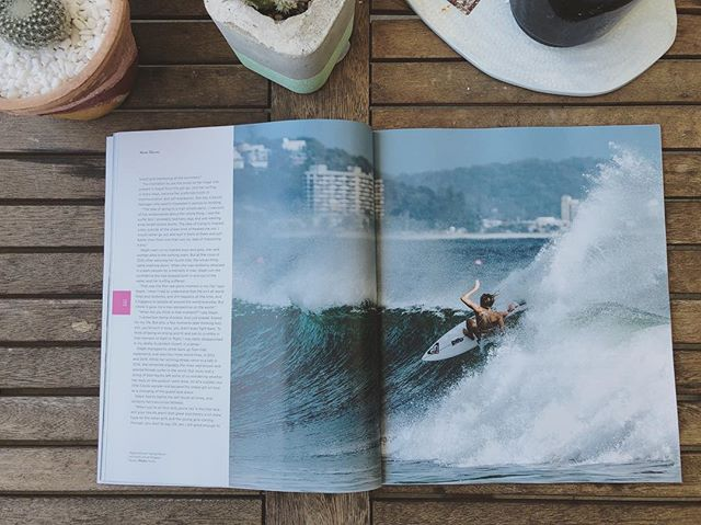 @stephaniegilmore hasn't written a book yet...so for now we'll make do with her latest article in @tracksmag by Emily Brugman entitled 'Water Dancer' - Give it a read for a glimpse into the return of Steph Gilmore, it'll be worth your time 🙌 . #lostboysbookclub #ridewavesreadbooks #stephgilmore #stephaniegilmore #tracksmag