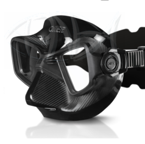 Omer zero @ S$95   Popular & good reviews. Extremely low volume fantastic for depth. European/Asian fit Freediving mask that can also be used for scuba.