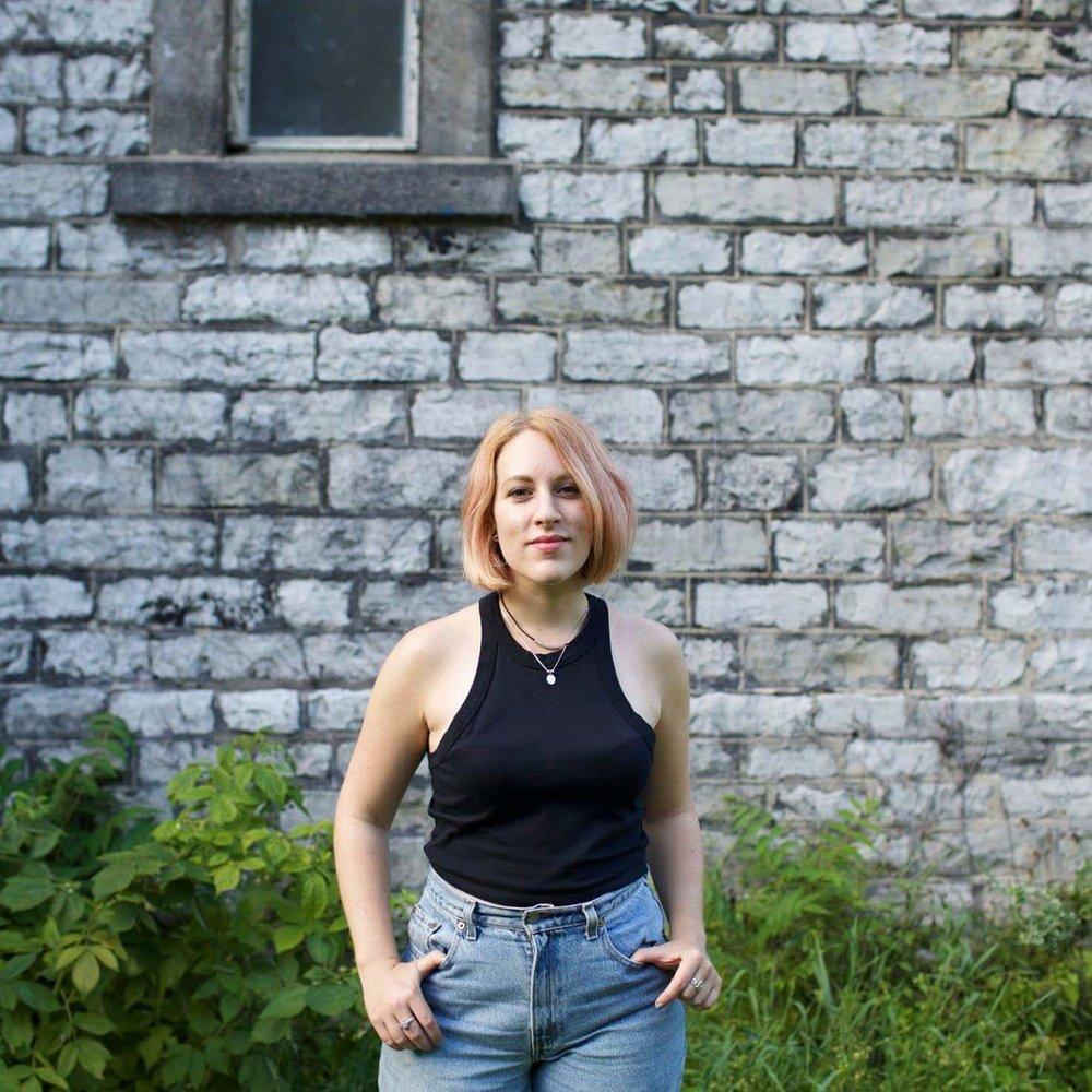 Laura Di Girolamo   Writer: Film Feministas   Social Media Guru