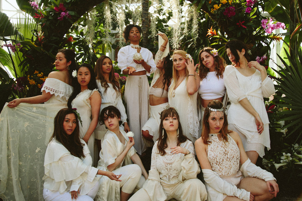 The Girls Club dance club. | Image courtesy of The Girls Club, 2018