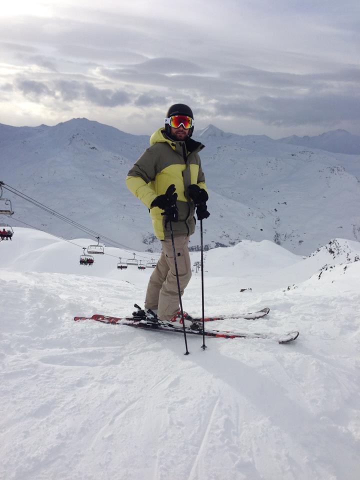 Ski Freeride depuis l'âge de 4 ans