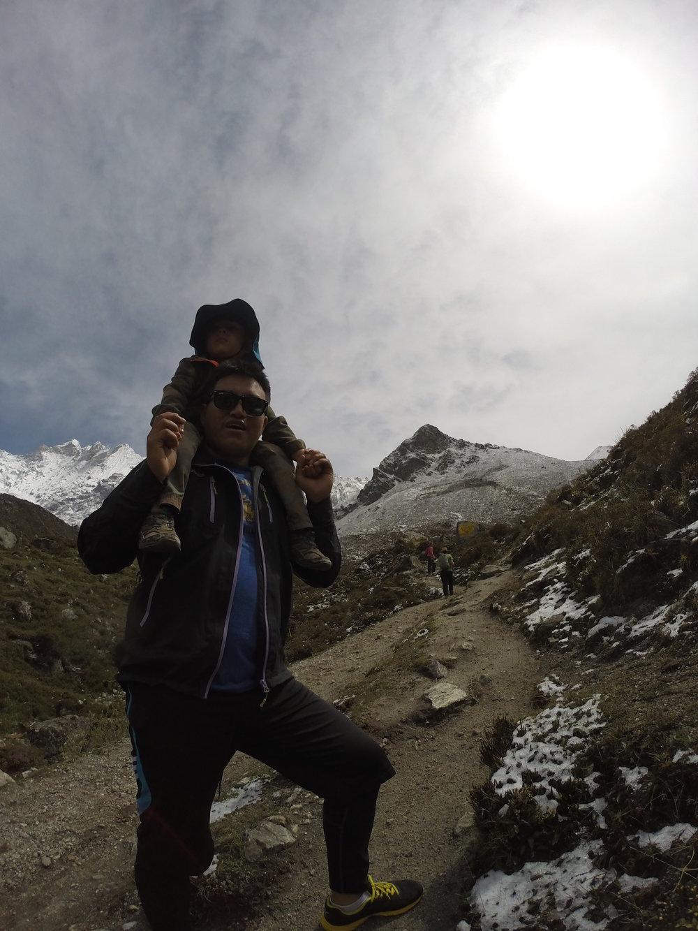 Phurpoo Lhomi- CoOwner/ Lead Guide (Trekking)