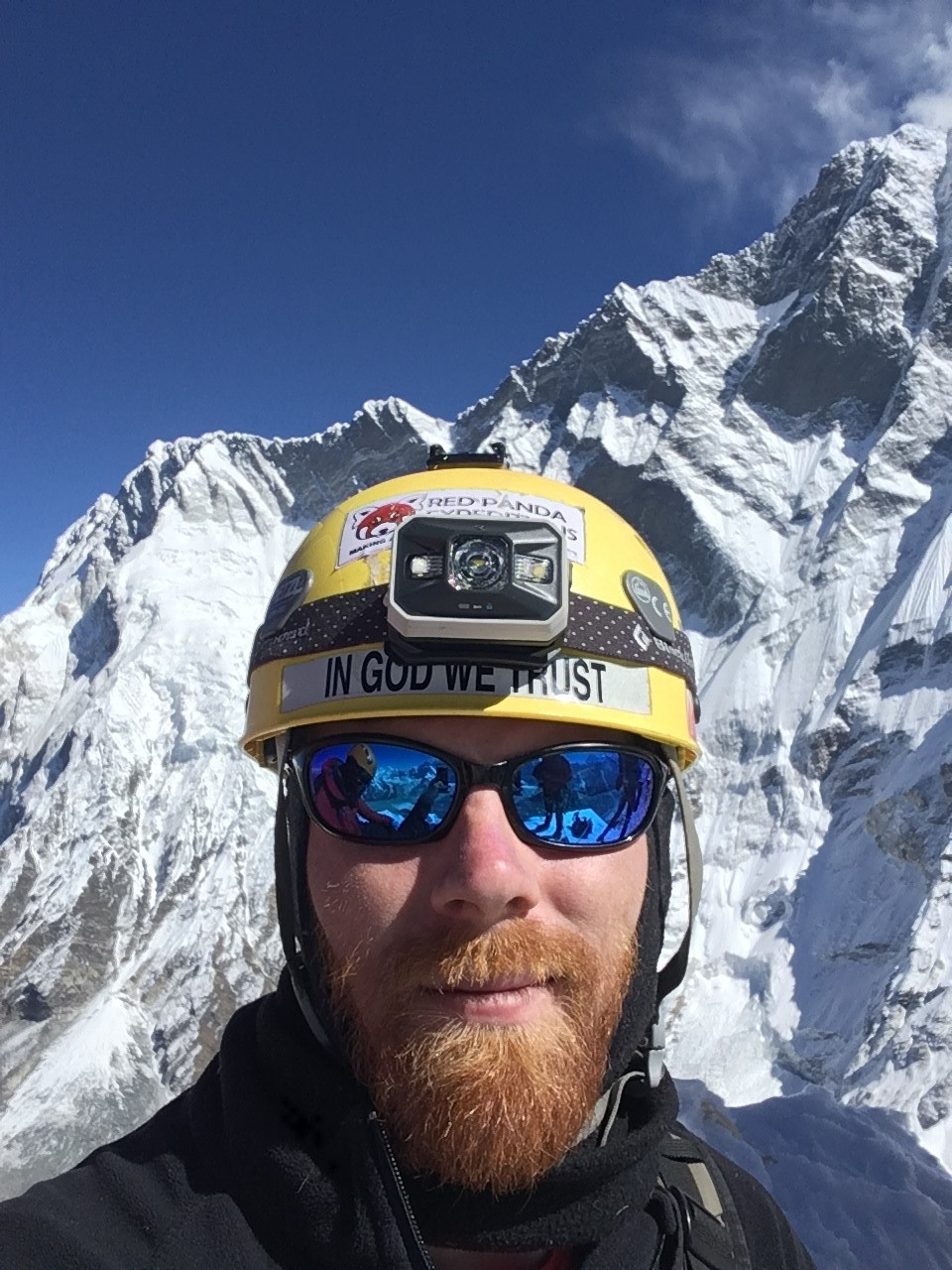 """Josh """"Woody"""" Woodward- Lead Guide (Expedition, Trekking)"""