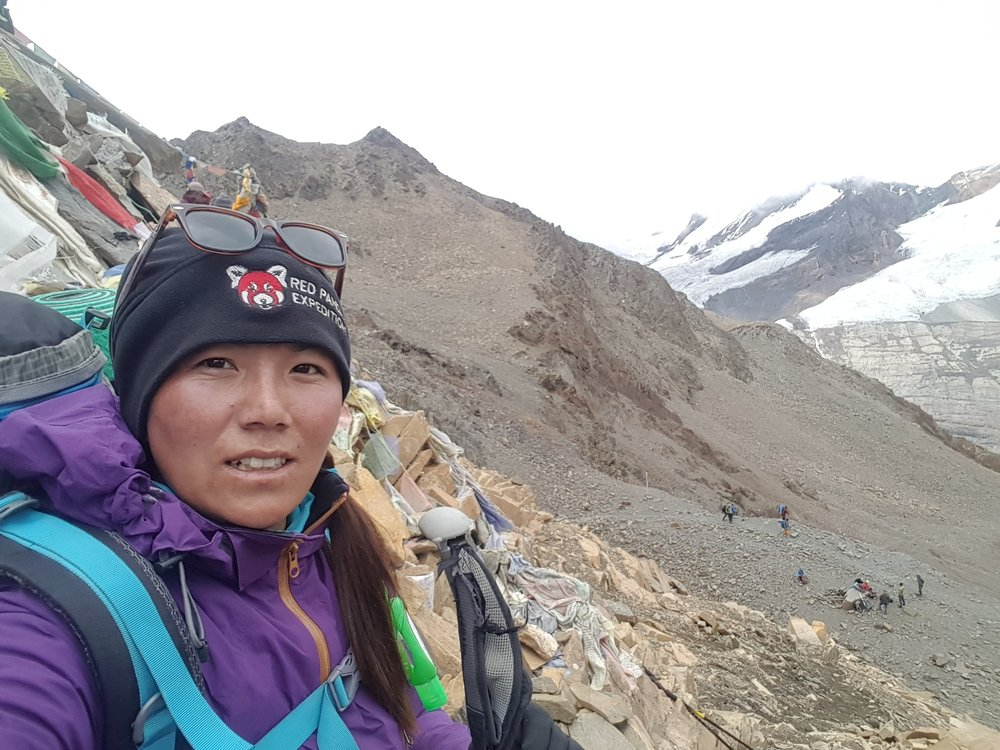 Sonam Lhomi- Lead Guide (Trekking, Expedition)