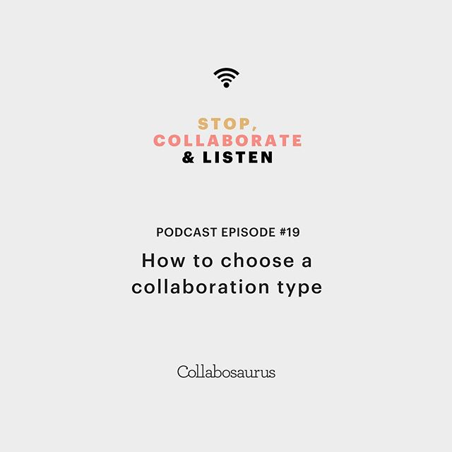 ➖ In this episode, we dive deep into brand collaboration examples in events, products and social media - and how they could work for you. Surprisingly easy, VERY low cost (often no cost), BIG IMPACT marketing when done well! Have a listen to the latest episode - and let us know which type you like best in the comments 👇🏻 (you know, if you guys still do that kind of thing! We have to consistently stop the passive scrolling so we totally get it 😂)