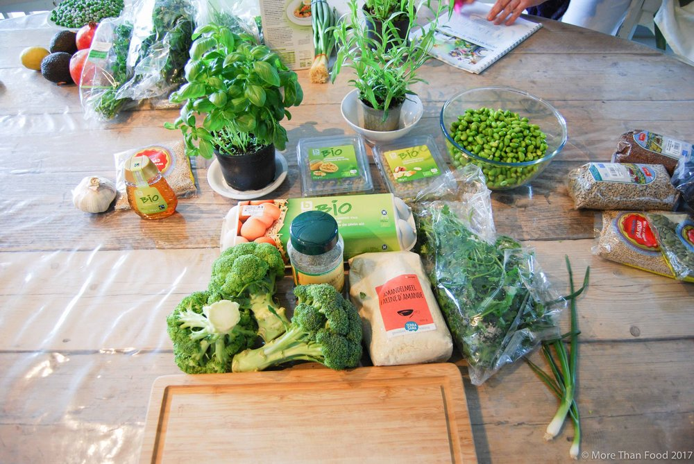 Workshop gezonde lunchboxen: broccolibrood