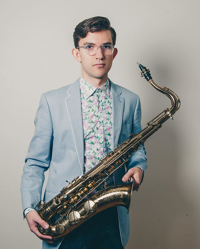 Thanks to @heylaureeen for taking some happy snaps of me and my saxophone. Lauren takes great photos - it's worth checking out her #insta for sure
