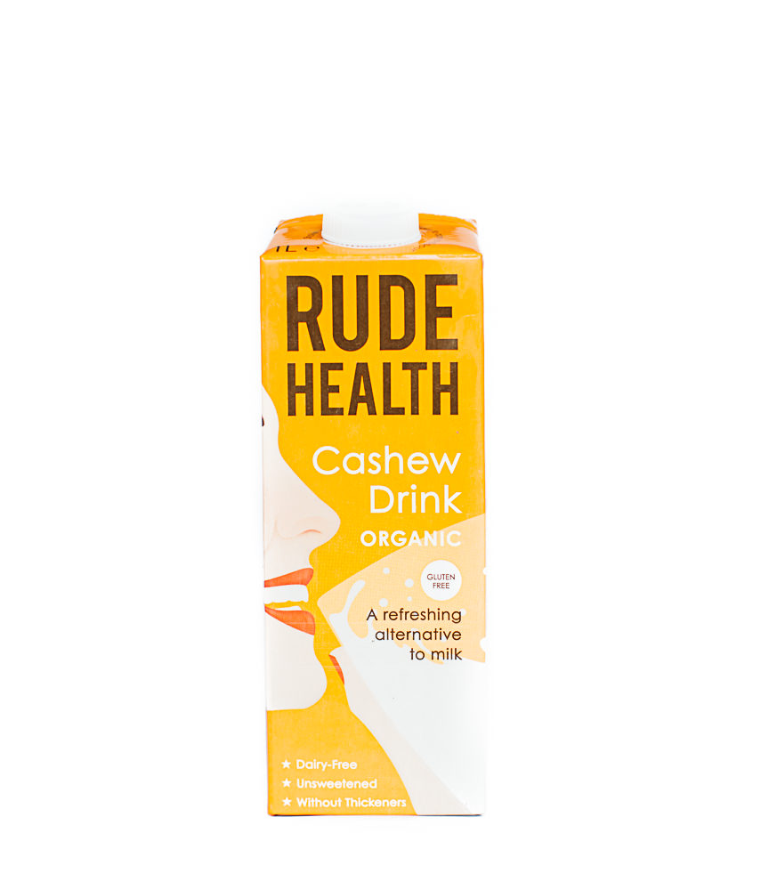 Rude Health   Cashew Milk 1 Litre