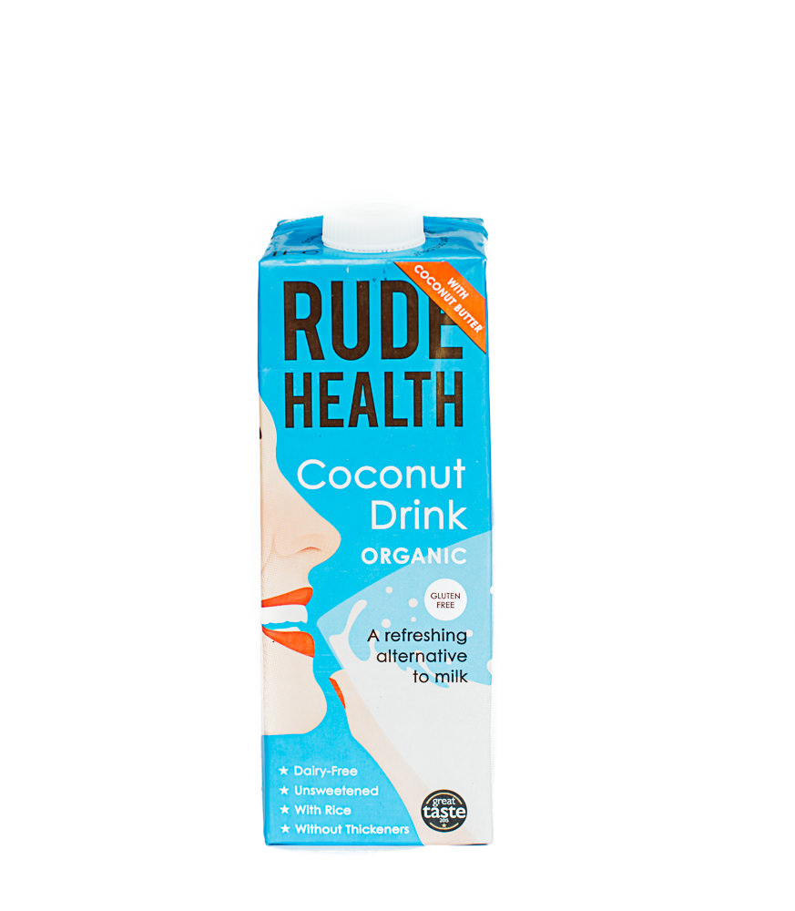 Rude Health   Coconut Milk 1 Litre