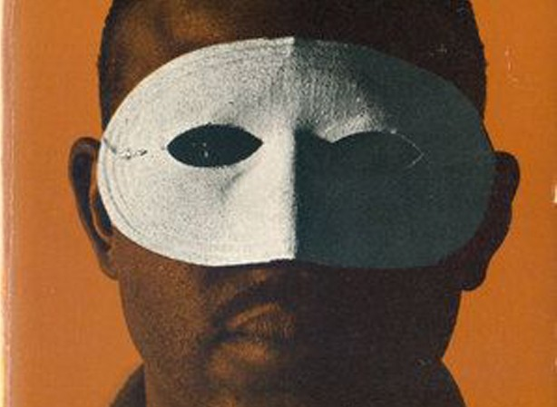Frantz Fanon (1969) Black Skin, White Masks; Grove Press. Cover by Roy Kuhlman