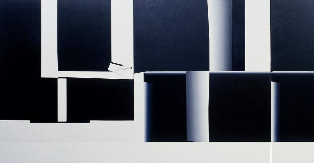 Olaf Holzapfel, Lauf, 2005 (Detail)